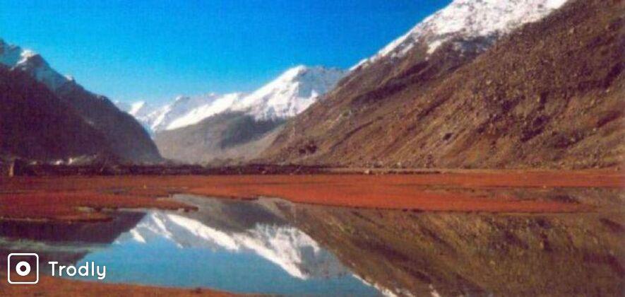 Mantalai Lake Trek 2020