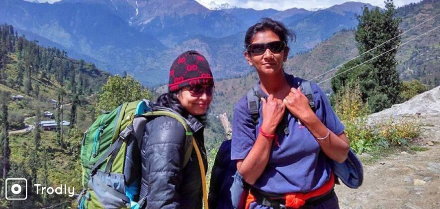 All Girls Parvati Valley Trekking Adventure with Kheerganga, Kasol, and Tosh