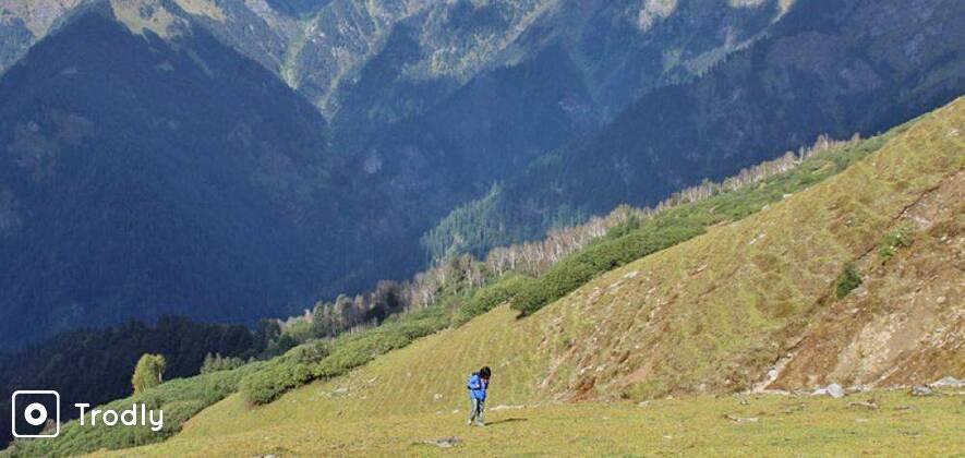 All Girls Parvati Valley Trekking Adventure