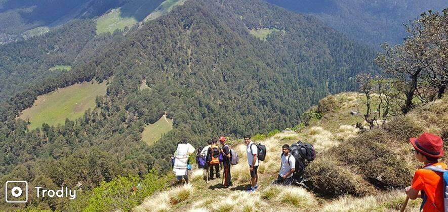 Jalori Pass - Serolsar Lake - Lambri Top Trek