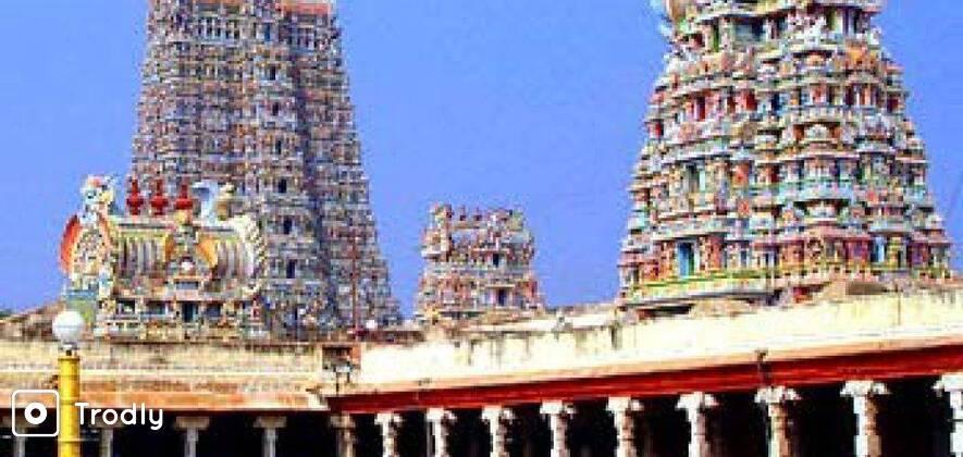 Tamil Nadu & Kerala Package: 8 Nights / 9 Days