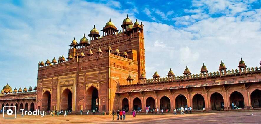 Taj Mahal Full-Day Private Tour from Delhi