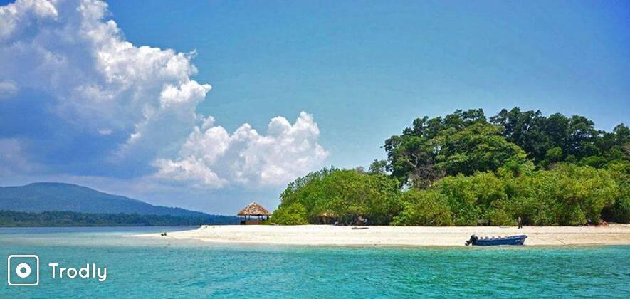 Jolly Buoy Island and Wandoor Beach Day Trip