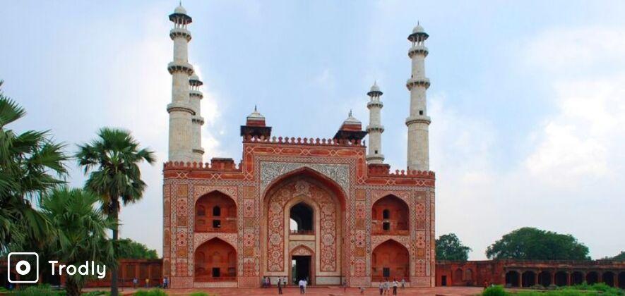 Agra Off-beat Sightseeing Tour