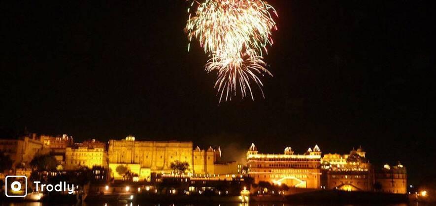 Diwali Special: Jaipur Jeep Night Safari