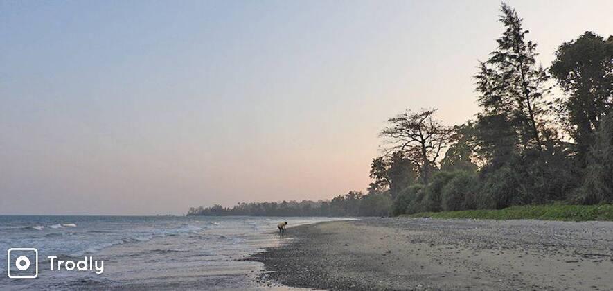 Rangat, Mayabunder with Private Boat Charter to Avis Island