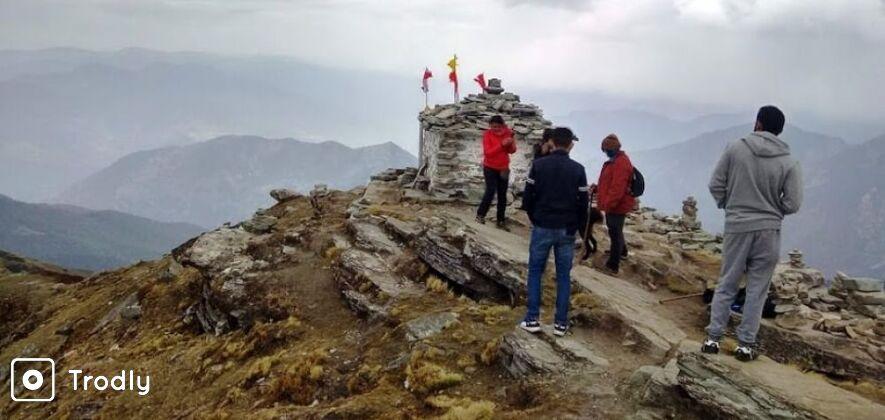 Chopta Chandrashila Trek From Dehradun