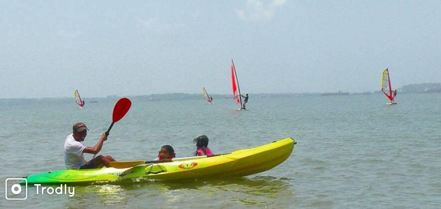Boat Cruise & Adventure Activities In Goa