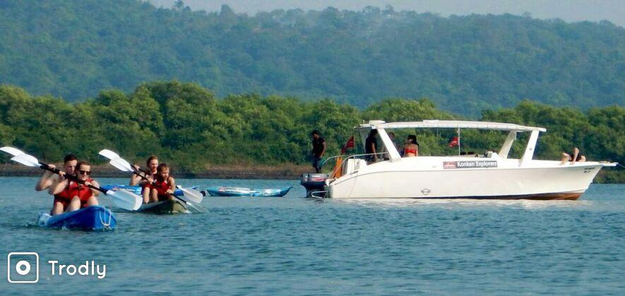 2 hour Boat/ Yacht  Cruise in Goa
