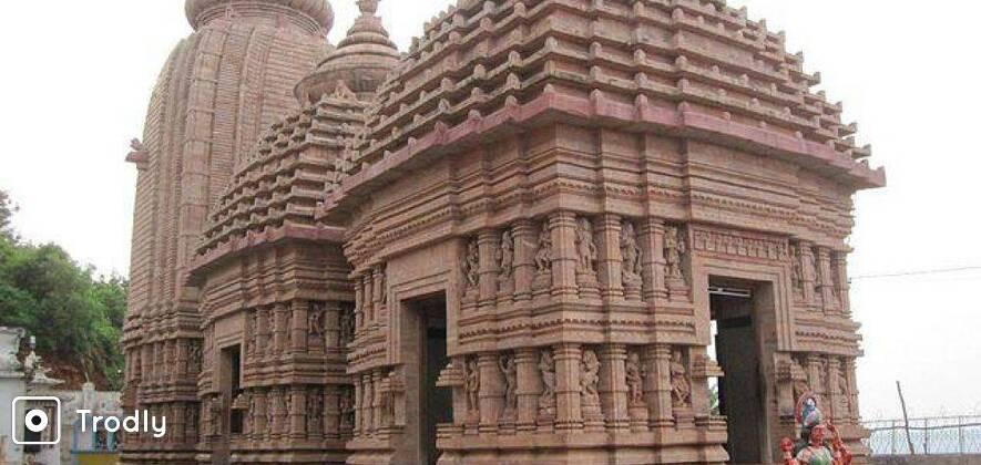Daringbadi - Taratarini Temple Sightseeing (3Days/2Nights)