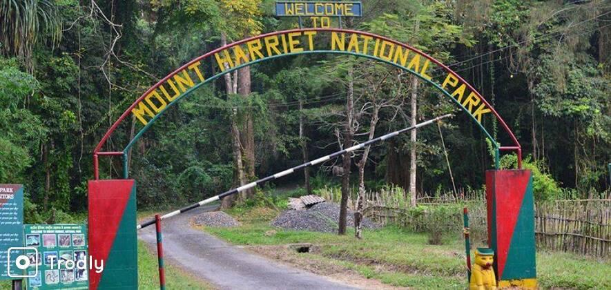 Mount Harriet National Park Day Trip