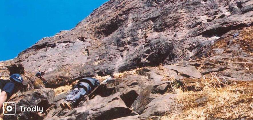 Thrilling Night Trek To Dhak Bahiri Caves