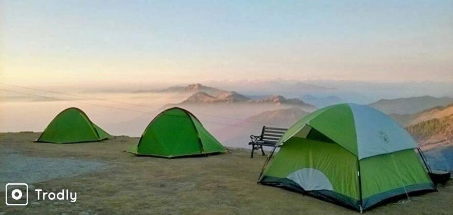 Prashar Lake Trek from Manali