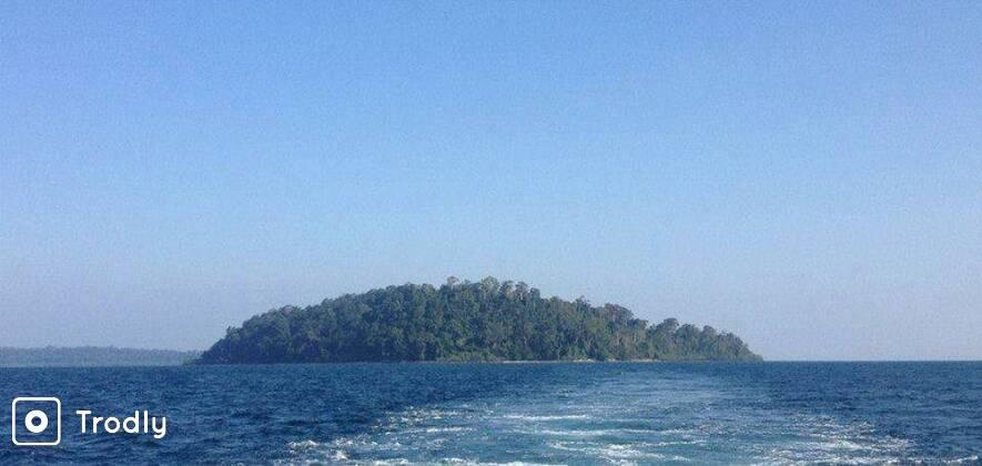 Barren Island Special, Andamans