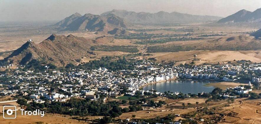 Jaipur to Jodhpur via Pushkar: Private Day Trip