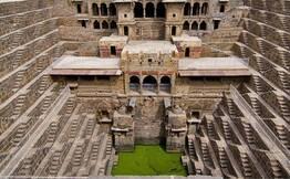 Abhaneri Chand Baori Stepwell Day Trip from Jaipur