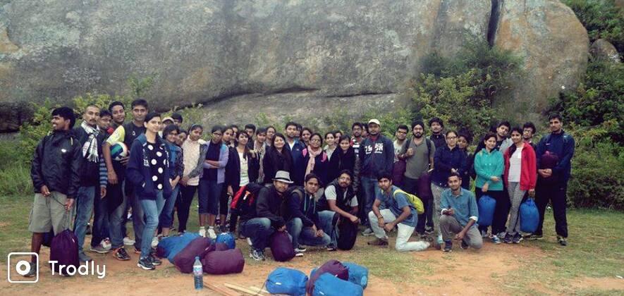 Anthargange Night Trek with Cave Exploration
