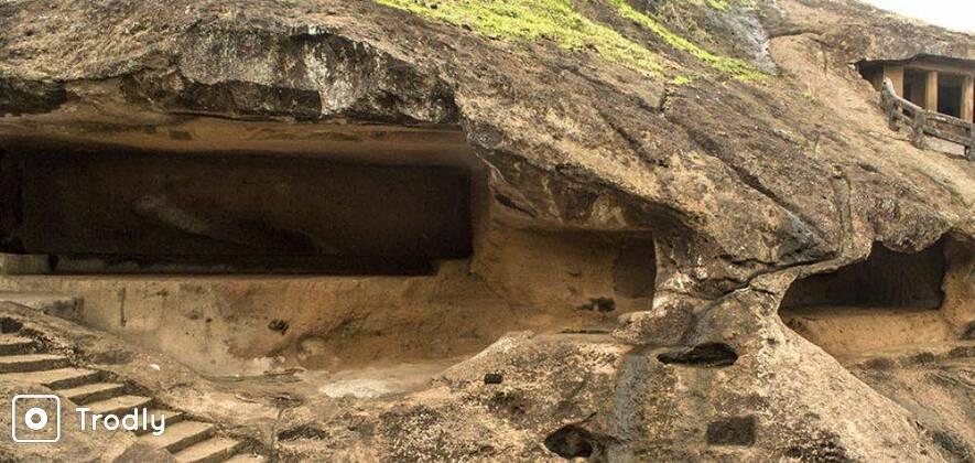Kanheri Caves Half-Day Trip from Mumbai