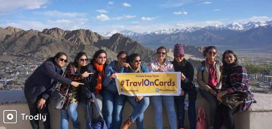Women Group Tour: Leh Ladakh