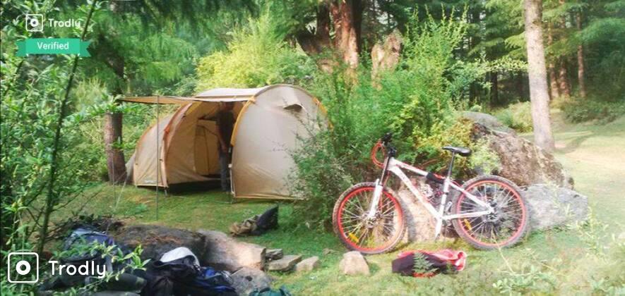 Offbeat Camping Near Manali