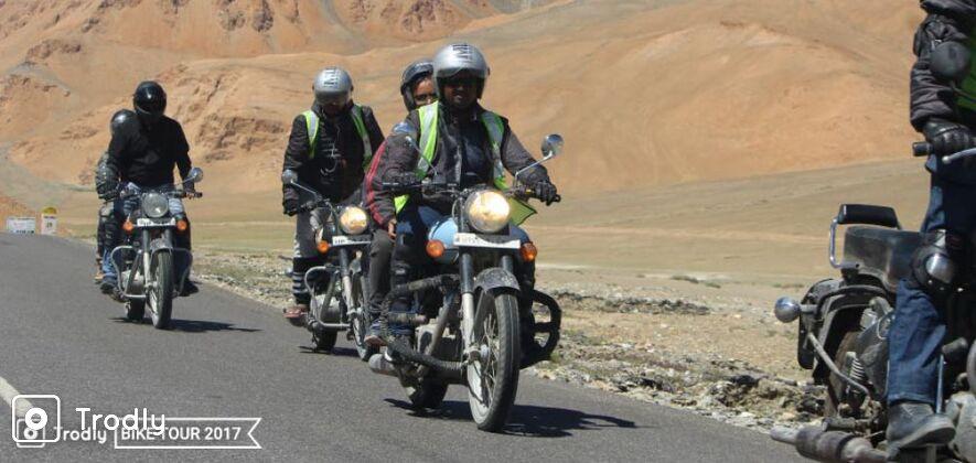 Manali-Leh-Manali Bike Tour 2019