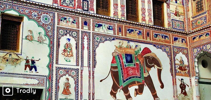 Mandawa Day Tour from Jaipur