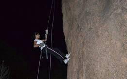Ramanagara Night Trek with Rappelling