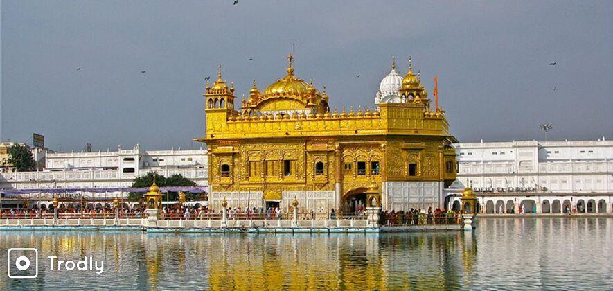 2 Day Amritsar Sightseeing Tour