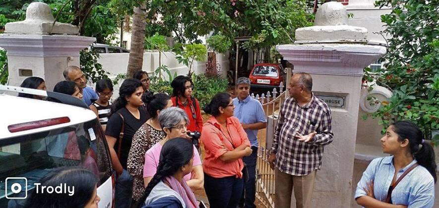 Houses of Malgudi : Heritage Walk in Malleswaram, Bangalore