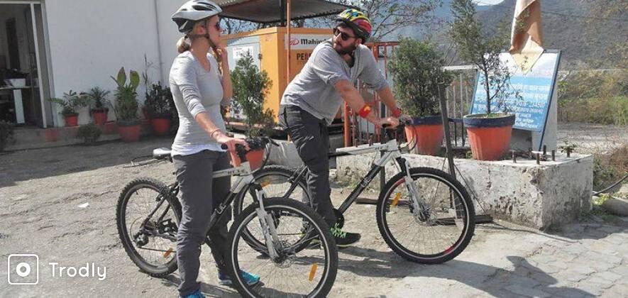 Deoriatal -Chopta -Chandrashila: Trek | cycling | Rafting