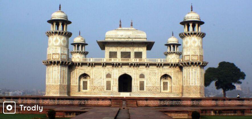 Agra Day Tour from Delhi with Taj Mahal & Fatehpur Sikri