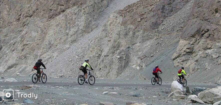 Manali Leh Cycle Expedition