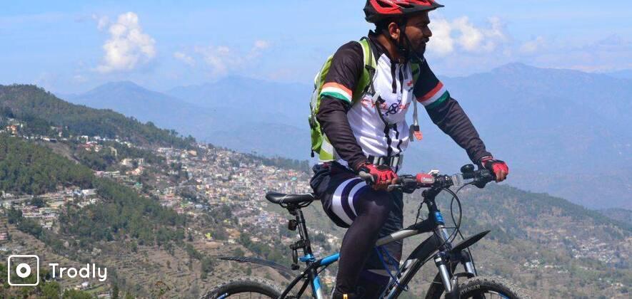 Mussoorie | Dhamba | Rishikesh Cycling circuit