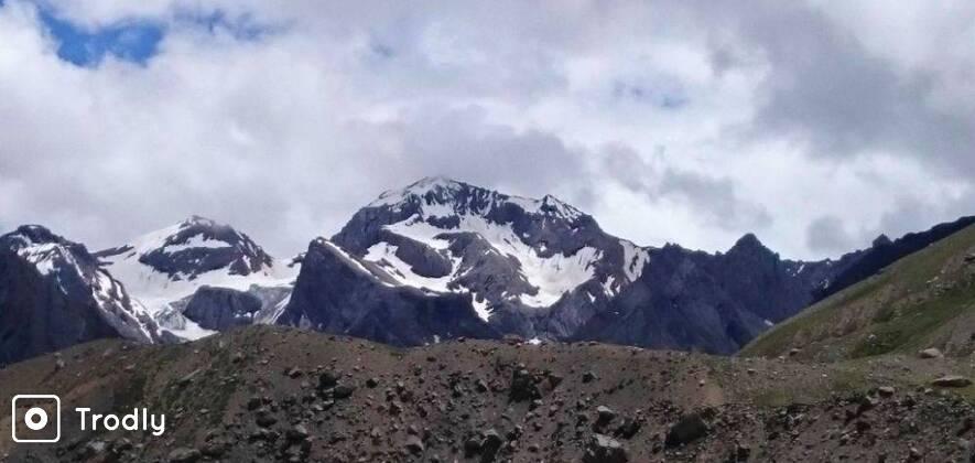 Om( ॐ) Parvat Trek in Uttarakhand