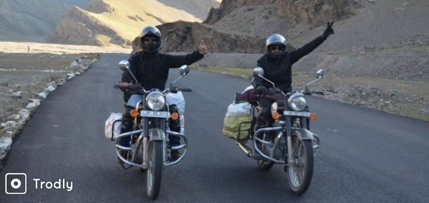 Manali - Leh Motorbike Expedition 2017