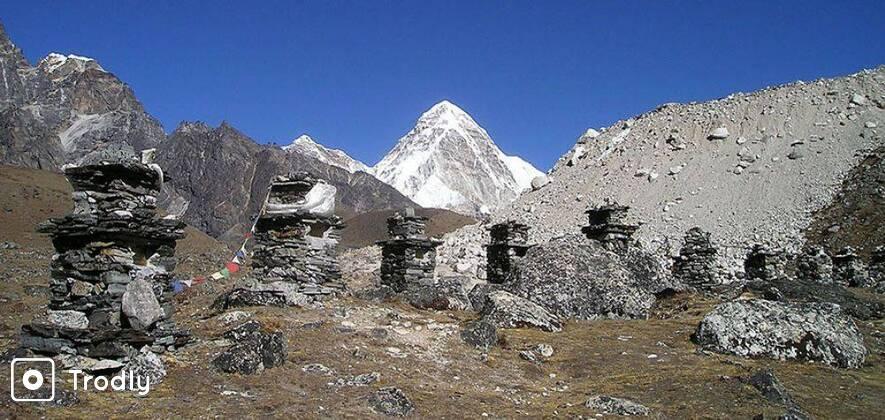 Everest Panorama - Short Everest View Trek
