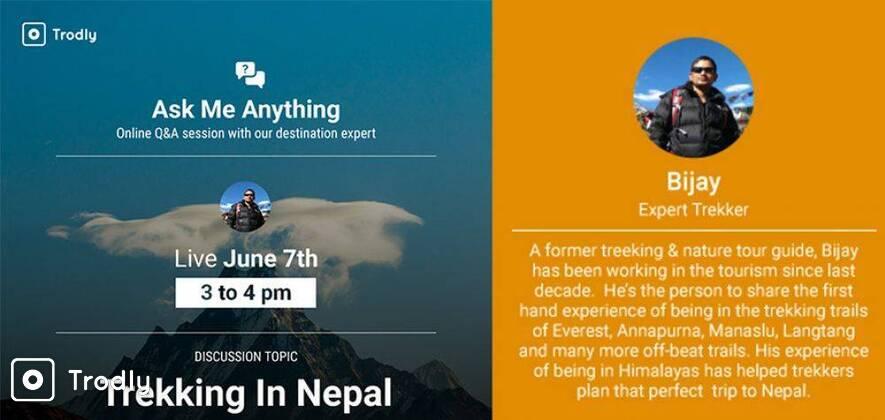 Everest Gokyo Valley Trek