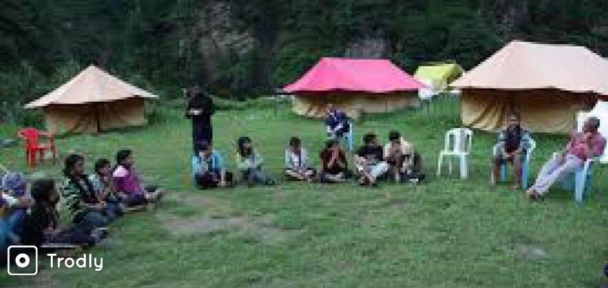 Summer Camp - Manali