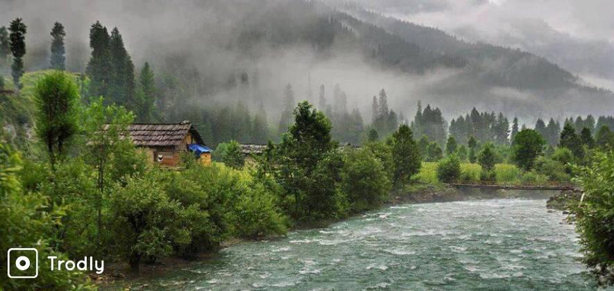 Bijli Mahadev Trek, Rafting & Riverside Camping in Kullu