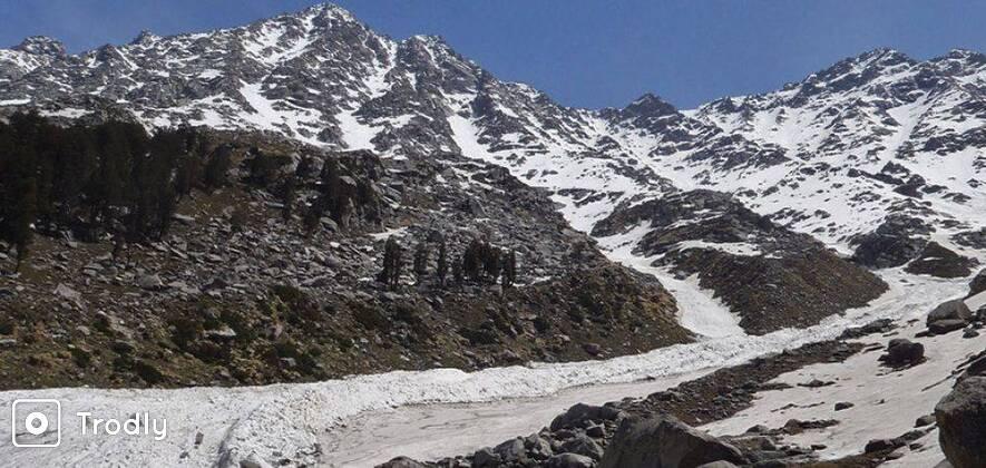 Triund and Laka Glacier Trek