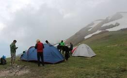 Trek To Lake Rani Sui