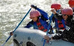 White Water Rafting in Kullu Manali