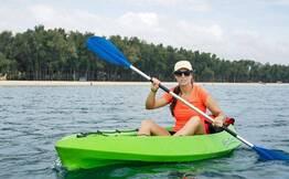 Kayaking Trip at Rameswaram