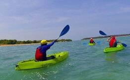 Guided Kayaking Day Trip at Rameswaram