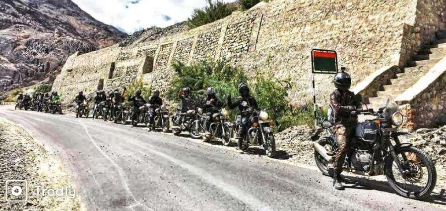 Bhutan Bike Trip 2019