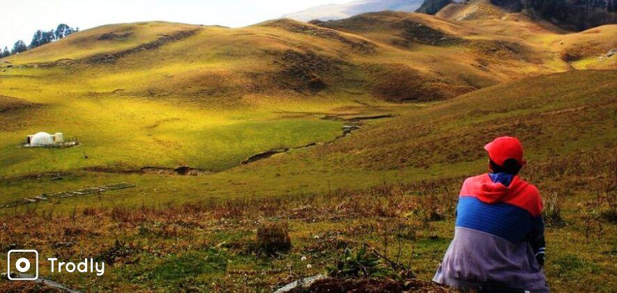 Dayara Bugyal Trek From Dehradun