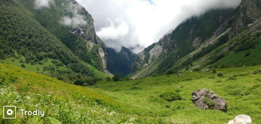 Valley Of Flower Trek From Dehradun
